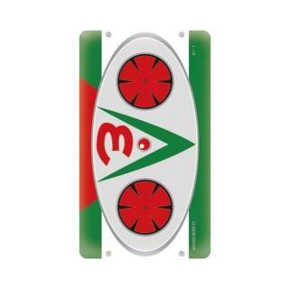 [4000mAh]仮面ライダー モバイルバッテリー 仮面ライダーBLACK RX(ブラックアールエックス)