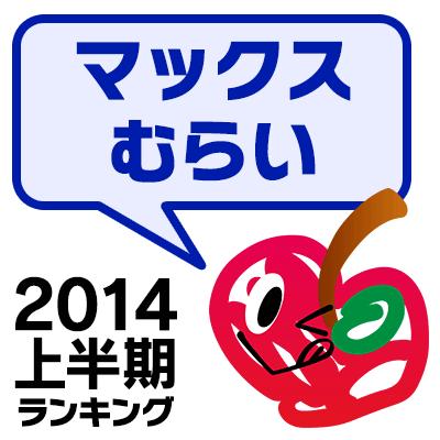 AppBank Store 2014上半期ランキング 【マックスむらい】