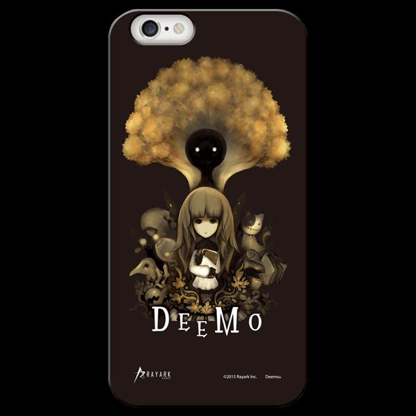 Deemo iPhone 6ケース ブラック