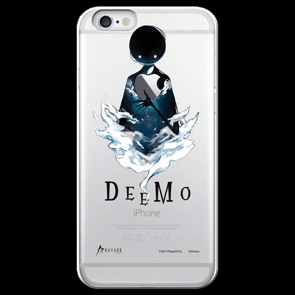 Deemo iPhone 6ケース ホワイト