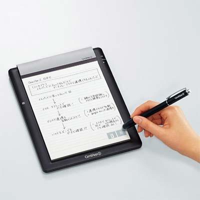 「✔」するだけでメモをデジタル化できるコクヨのCamiApp S