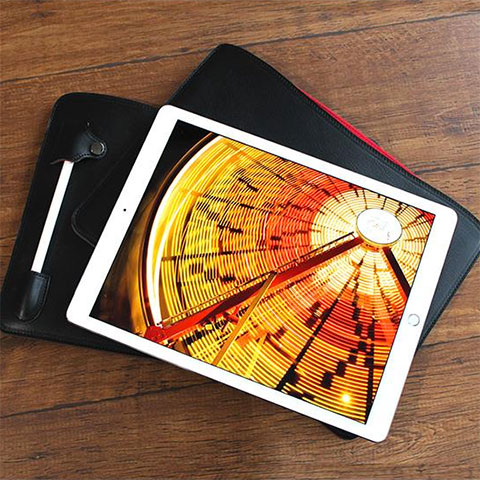 iPad Proにふさわしいケース? これなら満足だ。