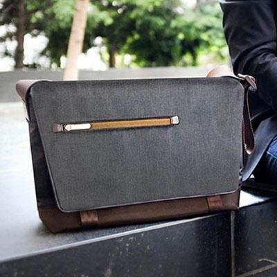 ビジネス・カジュアルで使えるメッセンジャーバッグ「moshiAerio」