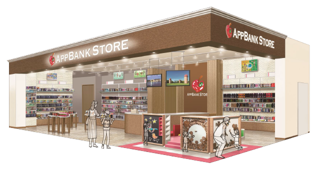 AppBank Store ららぽーと新三郷