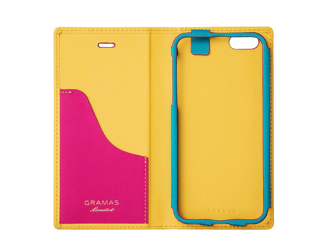 Saperurs GRAMAS iPhone case