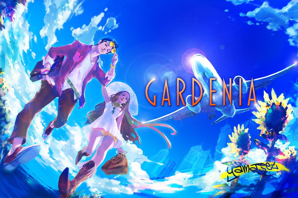 05.Gardenia