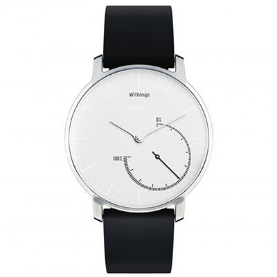 高級腕時計の佇まいと活動量計の知性を兼ね備えた『Activit Steel』