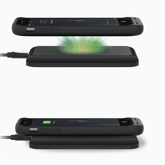 mophie ワイヤレス充電ケース