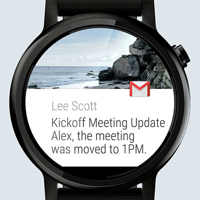 Android Waer搭載のスマートウォッチ『Moto 360 2nd Gen』を動画で見る
