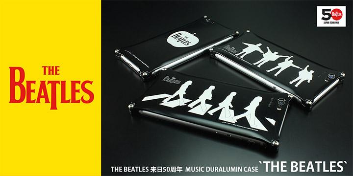ザ・ビートルズ来日50周年記念iPhoneケース