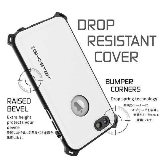 防水・防雪・耐衝撃iPhoneケース