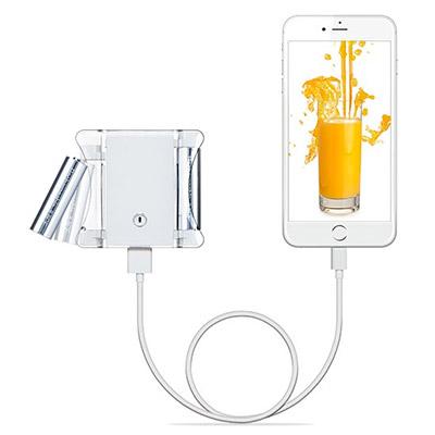 家庭用コンセントとニッケル水素電池でスマホを充電できる『MIXJUICE』by NOBIL