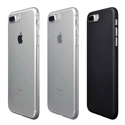 シンプルデザインを極めたiPhone 7/7 Plus用ケース『エアージャケット』