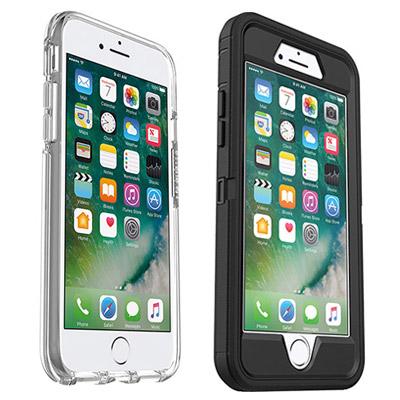 タフだぜ! 2重構造でiPhone 7/7 Plusを守るOtterBox製ケース
