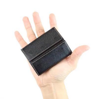 【新着】小さいのに機能充実!1万円以下でゲットできるミニマムな財布が登場!