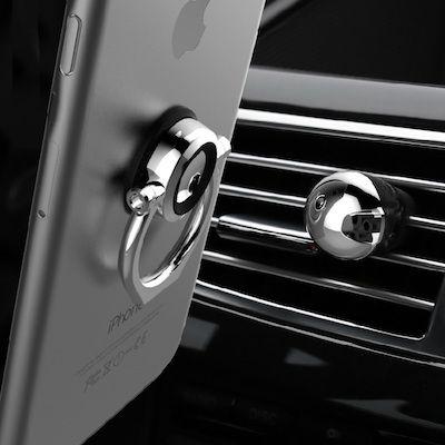 マグネット式で簡単取り付け!スタイリッシュなデザインのカーマウントが登場!