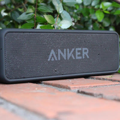 アウトドアで低音を楽しみたいならコレ!Ankerの24時間連続再生出来る防水Bluetoothスピーカー