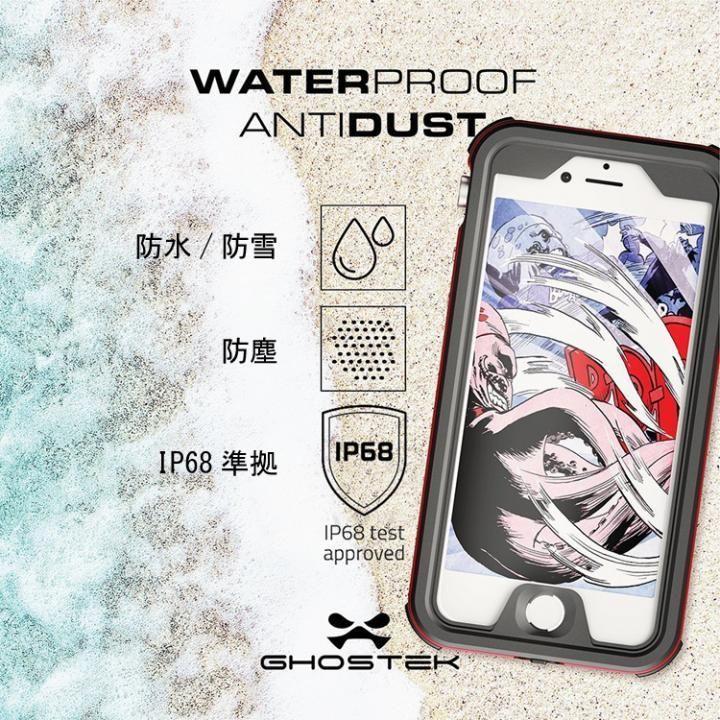 b77b28f496 360度アルミ合金でつけ入る隙なし!防水/防雪/防塵/耐衝撃iPhoneケース ...