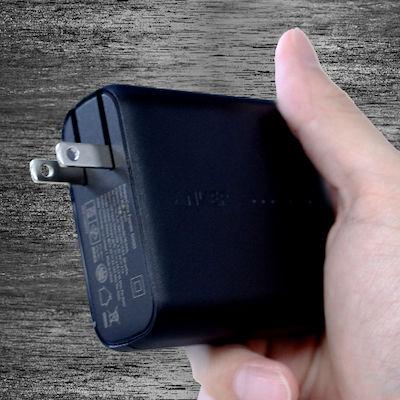 モバイルバッテリーと急速USB充電器の一台二役!全米No.1 USB充電ブランドAnkerの「PowerCore Fusion 5000」が提案する新しい充電スタイル