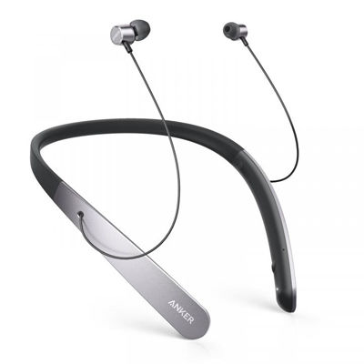 驚愕の20時間連続再生!ネックバンド型Bluetoothイヤホン「Anker SoundBuds Life」