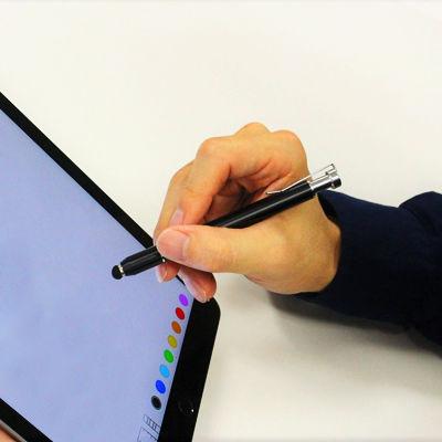 iPad・iPhoneで文字を書くことにこだわり続ける「Su-Pen」からボールペンのように使えるノック式「Su-Pen P201S-KT」登場!