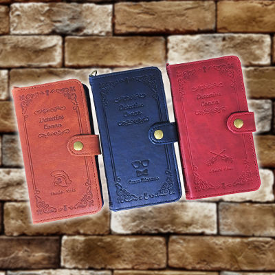 名探偵コナンの手帳型ケースがiPhone X対応になって登場!