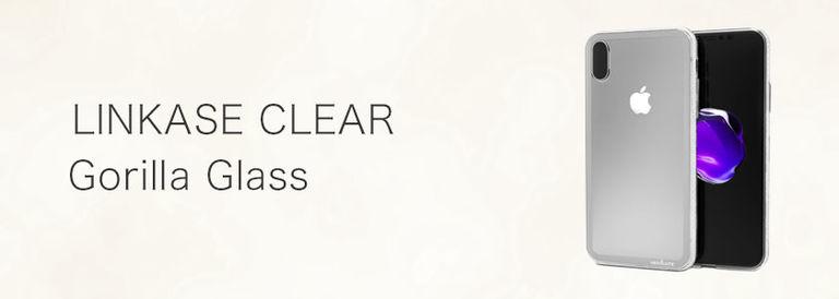 LINKASE CLEAR Gorilla Glass