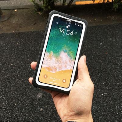 iPhone X用 防水/耐衝撃ケース「Ghostek Nautical 2」の実力に迫る!