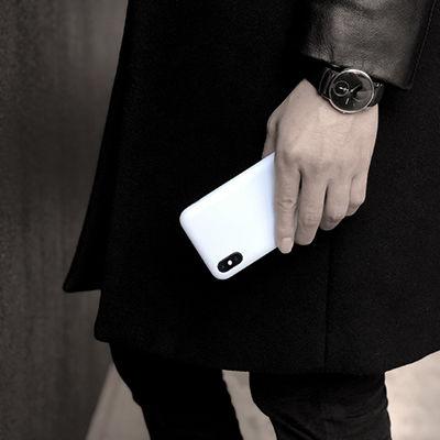 これ以上でも、これ以下でもない。究極のミニマムデザイン「MYNUS iPhone X CASE」