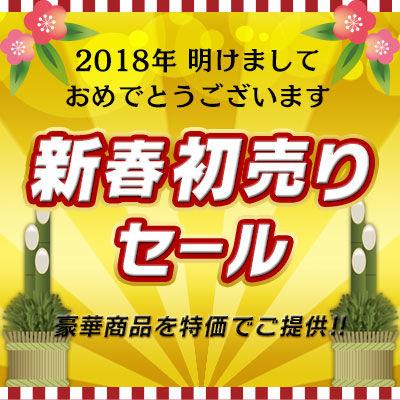 新春初売りセール 〜2018年もよろしくお願いいたします〜