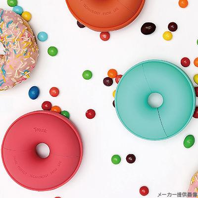 ドーナツ!?のような可愛らしい電源タップ「Donut SO」