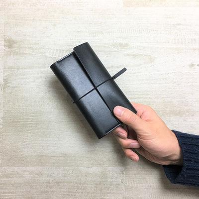 人生を共にするパートナー。既成概念を覆したiPhone用手帳型レザーケース「MYNUS TOCHIGI LEATHER CASE」