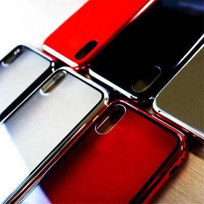 iPhoneXを絶対に傷つけたくない!360度フルカバーしたいならメタリックに輝くケース「Monolith」がおすすめ