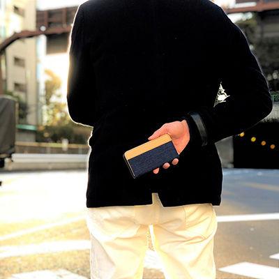 かゆいところに手が届く。親切設計のiPhone X用手帳型ケース「OWL-CVIP809」