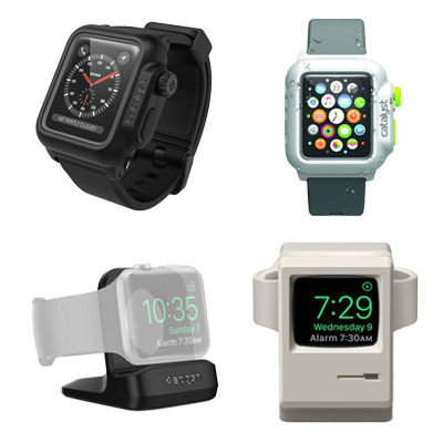 Apple Watchを買ったら揃えたい!Apple Watch用人気アクセサリーまとめ