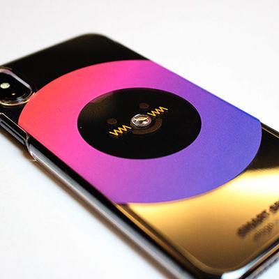 こんなの初めて!やみつき必至!回せるiPhoneケース「elago Smart spinner」
