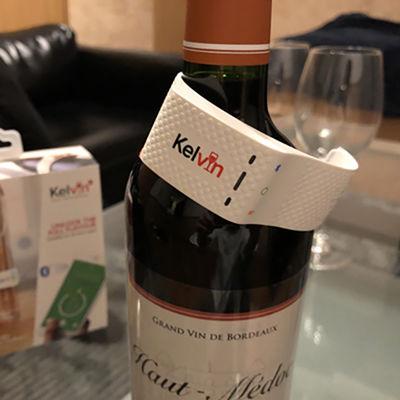 【世界初】今飲んでるそのワイン、もっと美味しく飲めるって知ってた?自宅で至福のひと時を味わえる「Kelvin」に酔いしれた