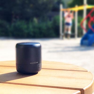 Anker新オーディオブランドSoundcore始動。完全防水ワイヤレススピーカー「Soundcore Mini 2」が驚くほどパワフル