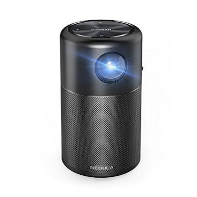 「Anker Nebula Capsule」350ml缶サイズ!世界で最も先進的なポケットシネマ販売開始!