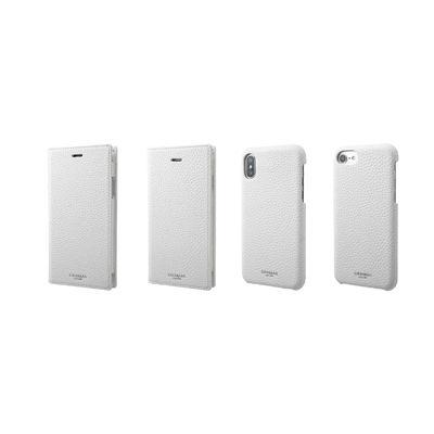 """夏の青空に映える白。GRAMAS COLORSからこの夏ぴったりなiPhoneX/8用ケース""""EURO Passione""""登場"""