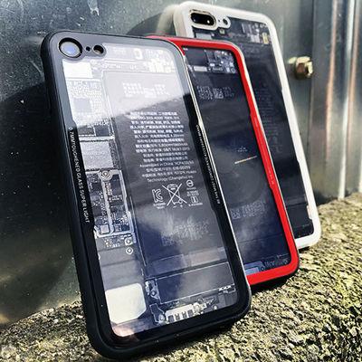え、これ透けてる?!スケルトンデザインの尖りまくったiPhoneケース「Eureka Translucent」