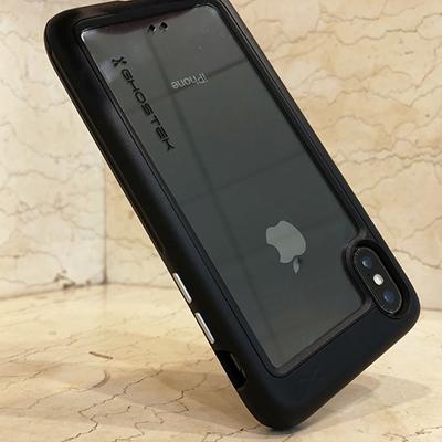 アクティブな男を支えるアルミ製の耐衝撃iPhoneケース「Ghostek Atomic SLIM」