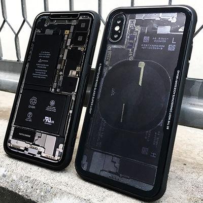 たまんねぇ・・男心を刺激するスケルトンデザインのiPhoneケース「Eureka Translucent」