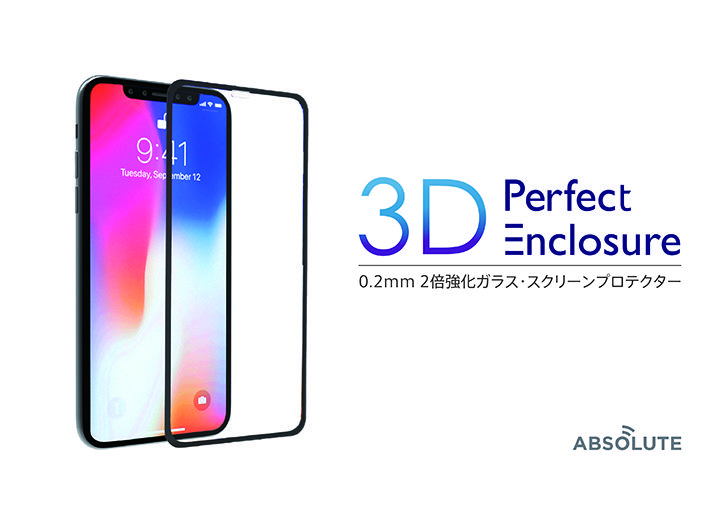 3D Perfect Enclosure