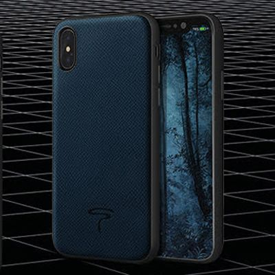 【iPhone XS/XS Max/XR】高級バッグにも採用されるきめ細かい型押しレザーが美しいエプソン本革iPhoneケースが10月中旬より販売開始