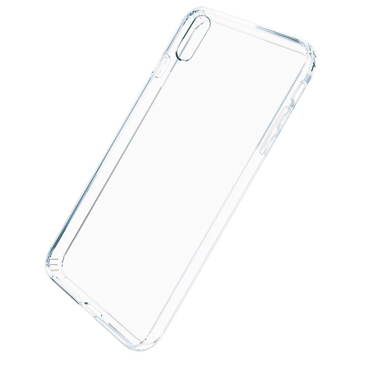 A+ Clear Panel Case3