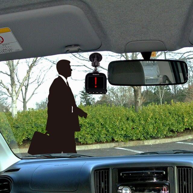 監視 ドライブ レコーダー バッテリー 駐車