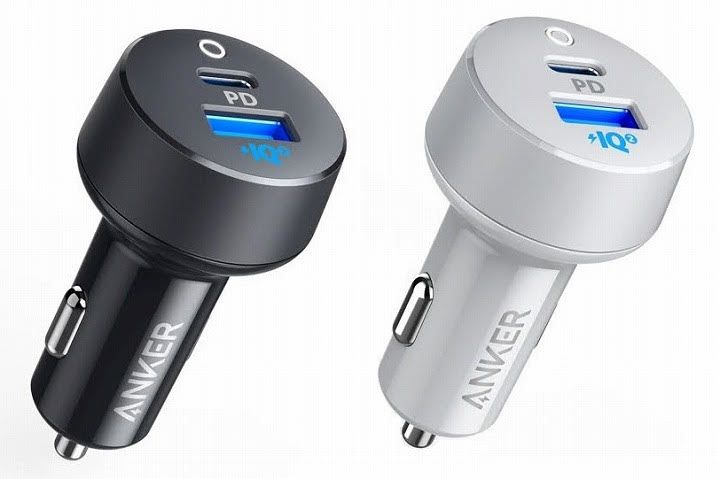 Anker PowerDrive PD+ 2