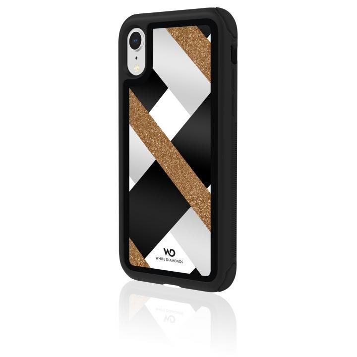 iPhone XR ケース White Diamonds Tough Luxe Case 背面ケース iPhone XR_0