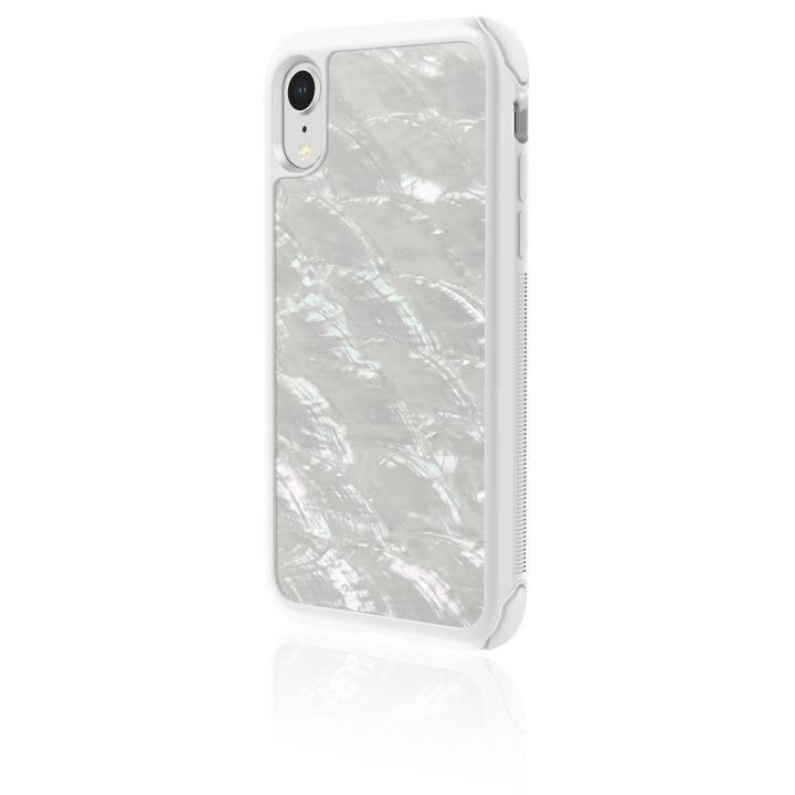 iPhone XR ケース White Diamonds Tough Pearl Case 背面ケース iPhone XR_0